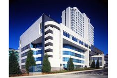 Architecural photography, by yours truly, of Novotell Hotel on Peachtree Road Atlanta