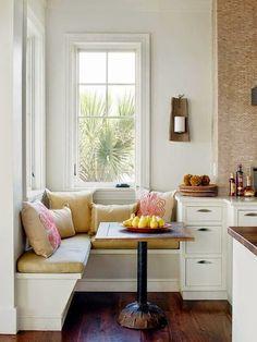 ideas deco cmo tener un office en una cocina pequea