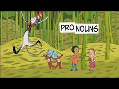 Pronouns | PBS KIDS & Ozomatli - Wow, talk about high interest!