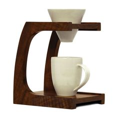 The Clive Stand pourover coffee stand