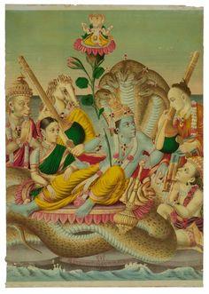 assembly of vishnu