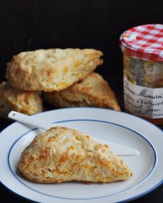 Easy cheddar cheese scones, a simple recipe that's perfect for breakfast, brunch or afternoon tea. Make them in one bowl so there's very little mess.