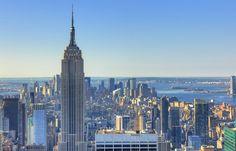 New York, New York... Quais são os destinos de viagem mais procurados do mundo? A gente fez a nossa wishlist de viagem BÁSICA!