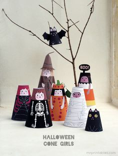 Fun and Funky Halloween Ideas the kids will love