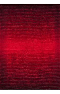 Loloi Jasper Shag JS-01 Red Rug available at Rugs USA
