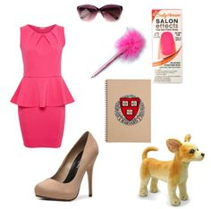Elle Woods costume! #Fashion #Style #Costume #Halloween #DIY