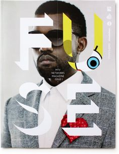 Fuse: mtv Magazine by Silo