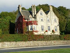 Self catering holiday cottages at Whiting Bay: The Grange