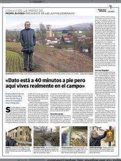#Arkaia en la prensa... #turismorural en #vitoriagasteiz #cercadetodo #mundorural vs #mundourbano @nekatur_euskadi @turismo_vitoria @joanvinyes @la_granja_de_usama @mentxuwiki @agrotravel @mercodes