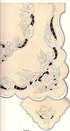 CUT Wedding Embroidery, Cutwork Embroidery, Hand Embroidery Stitches, Machine Embroidery Designs, Embroidery Patterns, Lace Beadwork, Drawn Thread, Cut Work, Gold Work