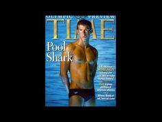Master Series: Greg Heisler and Michael Phelps for Time Magazine