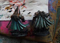 Cape painting tutorial | fantasygames.com.pl