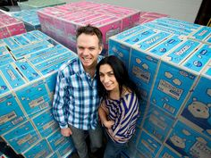 NZ Herald article I wrote. Great couple to interview. So passionate and enthusiastic about their new business.
