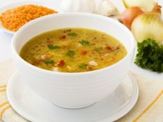 Garden Vegetable Soup Recipe from The Daniel Fast for Weight Loss Garden Vegetable Soup, Homemade Vegetable Soups, Vegetable Soup Recipes, Veggie Soup, Ham And Lentil Soup, Fat Burning Soup, Leftover Ham Recipes, Daniel Fast Recipes, Cooking On A Budget