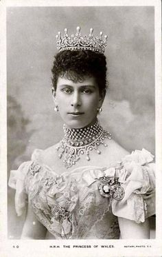 Mary Princess of Wales, future Queen Mary of Britain | Flickr - Photo Sharing!