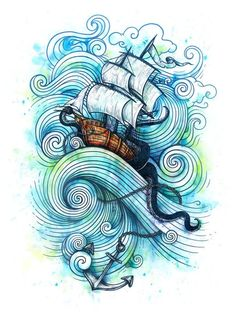 """Long Journey"" by Enkel Dika"