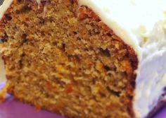 κύρια φωτογραφία συνταγής Carrot cake Carrot Cake, Meatloaf, Mashed Potatoes, Banana Bread, Carrots, Ethnic Recipes, Desserts, Food, Whipped Potatoes