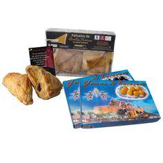 Degustación Repostería artesana – Yemas y Pañuelos de Santa Teresa