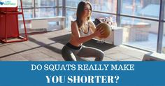 There have been concerns regarding squats and weight lifting and the possibility of it stunting growth or making you shorter. This fear is a legitimate concern that must be answered accurately.The concern has already escalated. Even though there is no potential risk of stunting growth, the concern is quite alarming for some people. But, is this concept true or false? Read on to find out.