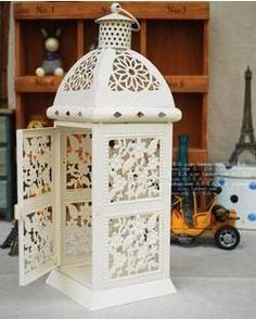 Ferforje Mumluk Dekoratif Uygun Fiyat Metal Mumluk