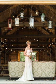 Relaxed Custom Styled Barn Wedding | Fab You Bliss