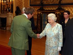 Queen Elizabeth II Photo - Queen Elizabeth II Hosts Rural Communities Reception