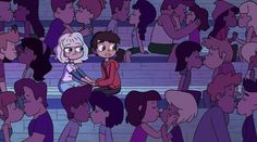 Disney just aired its first same-sex kiss in Star vs the Forces of Evil  - DigitalSpy.com