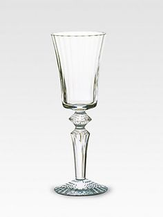 """Baccarat """"Mille Nuits"""" American Red Wine Glass #2 #GiveSaks"""