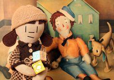 Find our Little People dolls at www.hasenpfeffer.etsy.com.