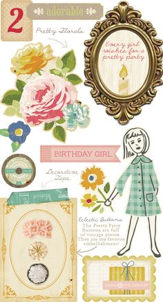 Crate Paper Pretty Party
