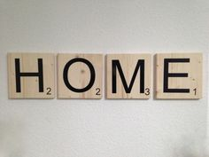 Scrabbel-Fieber - jetzt wird die Wand zum Spielfeld  Wandtattoo´s bekommen Konkurrenz;)  Wer kennt nicht das Scrabble-Spiel? Mit meinen neuen X...