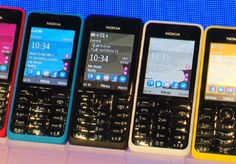 From smart to not: The phones of MWC 2013 (pictures) - CNET Reviews via @CNET