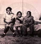African-American Adoption History Project: Indianapolis children in need of social services, 1940s