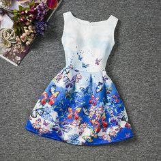 /www.sms.hr/products/2016-summer-casual-girl-flower-dress-wedding-party-for-12-years-age-girls-children-printed-butterfly-pattern-baptism-dress/ US $7.98