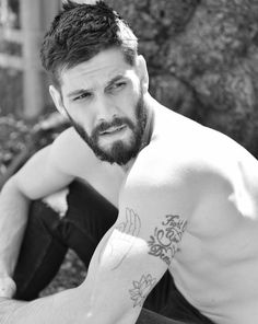 Moustache, Casey Deidrick, New Beard Style, Dream Guy, Male Face, Attractive Men, Good Looking Men, Male Beauty, Bearded Men