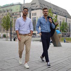 Men's Denim Shirt Inspiration | MenStyle1- Men's Style Blog
