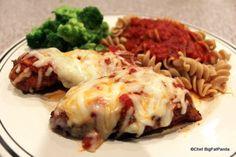 Homemade Mama Melrose's Chicken Parmesan #Homemade #Dinner #Disney