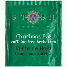 Stash Christmas tea is a jolly good tea!  Add Stevia and coconut milk for more flavor.