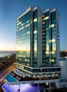 A few Star Hotels that get a high standard of guest feedback in Port Elizabeth, South Africa. Ideal for 2010 Fifa World Cup Hotel Accom. Beautiful Places To Visit, Great Places, Places To Go, Primates, Port Elizabeth South Africa, Radisson Hotel, Namibia, Out Of Africa, Cruise Port