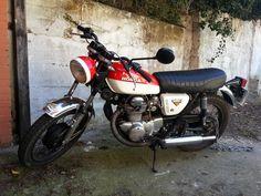 Honda CB 350 twin/super sport