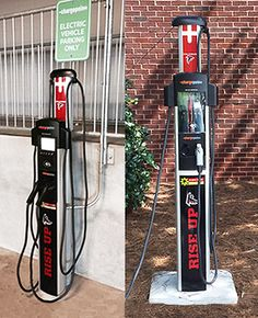 ChargePoint and Atlanta Falcons Celebrate New EV Chargers  - http://1sun4all.com/autos-electric-vehicles/chargepoint-atlanta-falcons-ev-chargers/