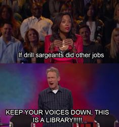 "18 Hilariously Funny Moments From ""Whose Line Is It Anyway?"" - Funny World Make Em Laugh, Have A Laugh, Laugh Out Loud, Backstreet Boys, Really Funny, The Funny, Super Funny, Whose Line, My Guy"