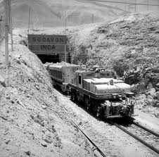 Socavón Inca, Minera El Salvador