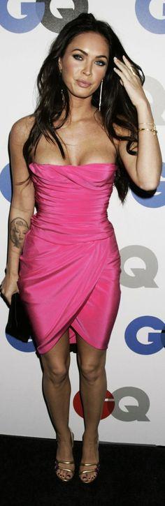 MEGAN FOX....love her dress ♡♡