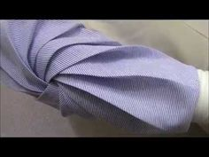HOW TO MAKE ORIGAMI SLEEVES. Do it yourself - YouTube