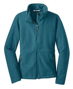 Port Authority - Ladies Value Fleece Jacket. L217 - Teal Blue_M