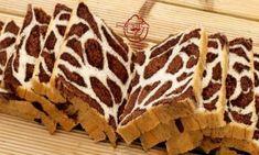 Leopar Desenli Kek