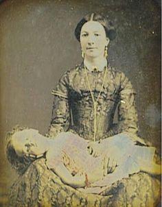 Fotografías post-mortem de la era victoriana (Apto) - Taringa!