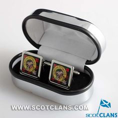 Pollock Clan Crest C
