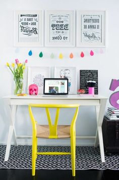 Déco chambre ado fille à faire soi-même – 25 idées cool | Design room